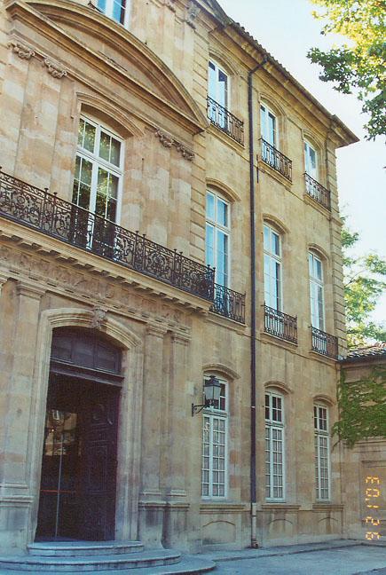 Aix en provence france travel photos by galen r - Hotel de caumont aix en provence ...