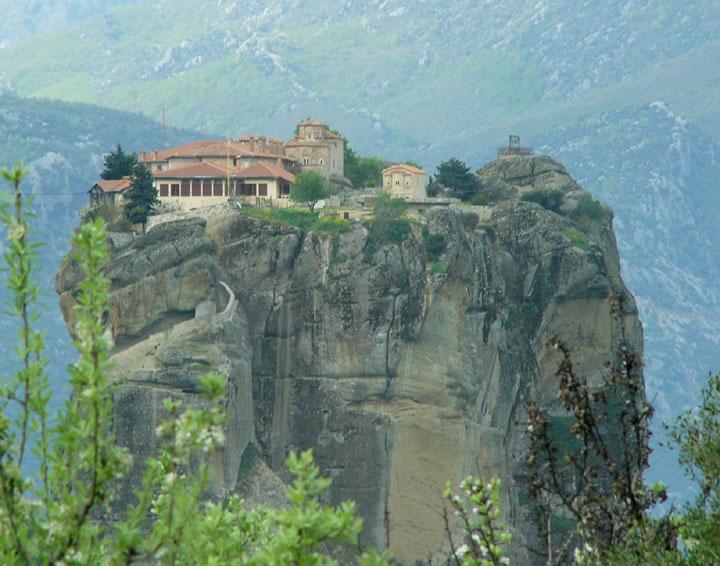 Kalambaka, Greece - Travel Photos by Galen R Frysinger ...