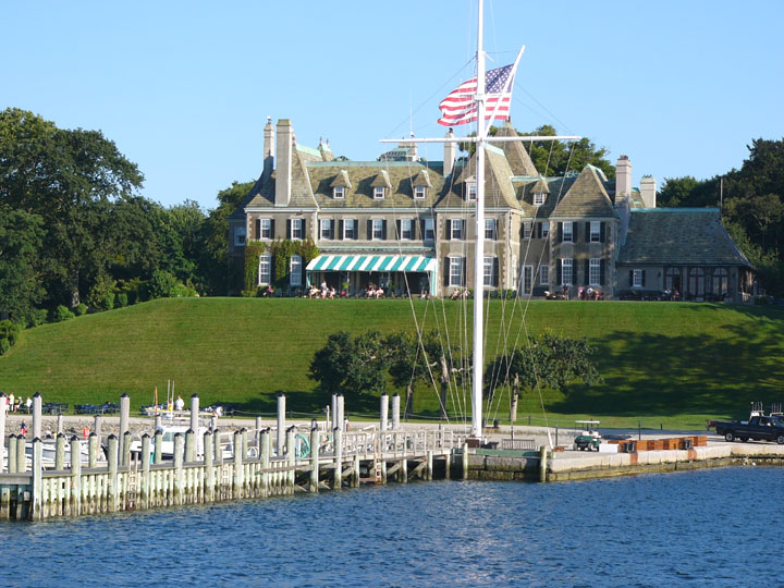 Harbor Court Newport Rhode Island
