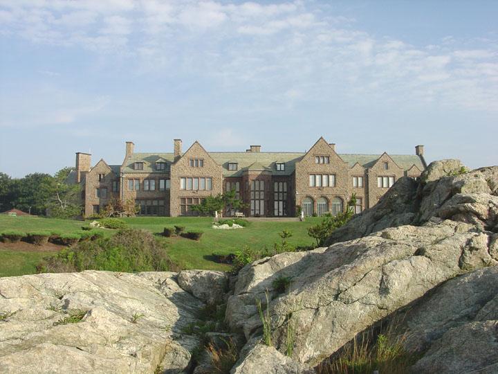 Rough Point Rhode Island