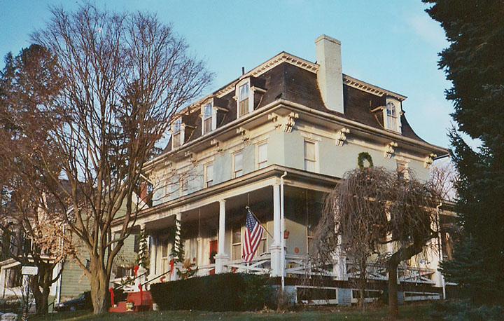 Mill Hall Pa >> Bellefonte, Pennsylvania - Travel Photos by Galen R Frysinger, Sheboygan, Wisconsin