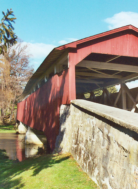 Covered Bridges Of Lehigh And Northampton Counties