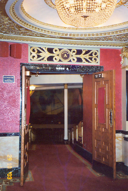 Pabst Theater Milwaukee Wisconsin Travel Photos By