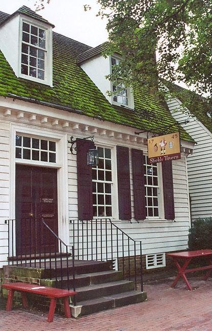 Taverns Of Williamsburg Virginia Travel Photos By Galen