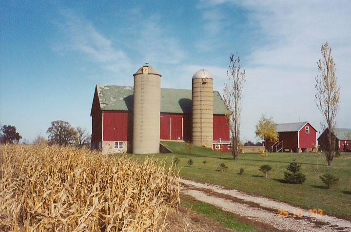 Rural Wisconsin Travel Photos By Galen R Frysinger