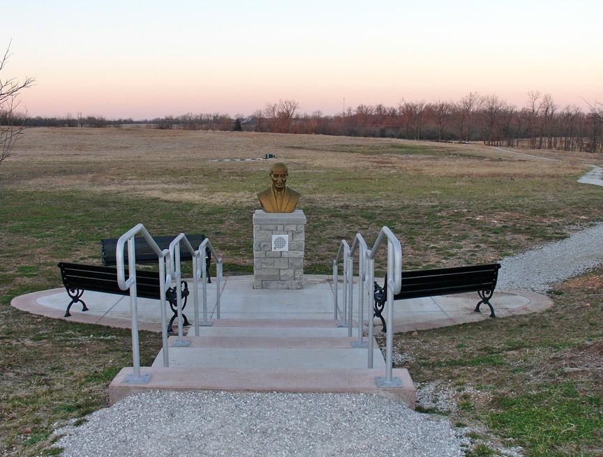 George Washington Carver National Monument, Diamond