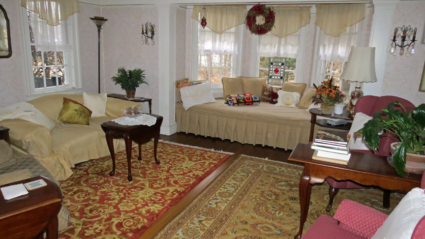 Mansion Inn Bed And Breakfast Manchester Ct