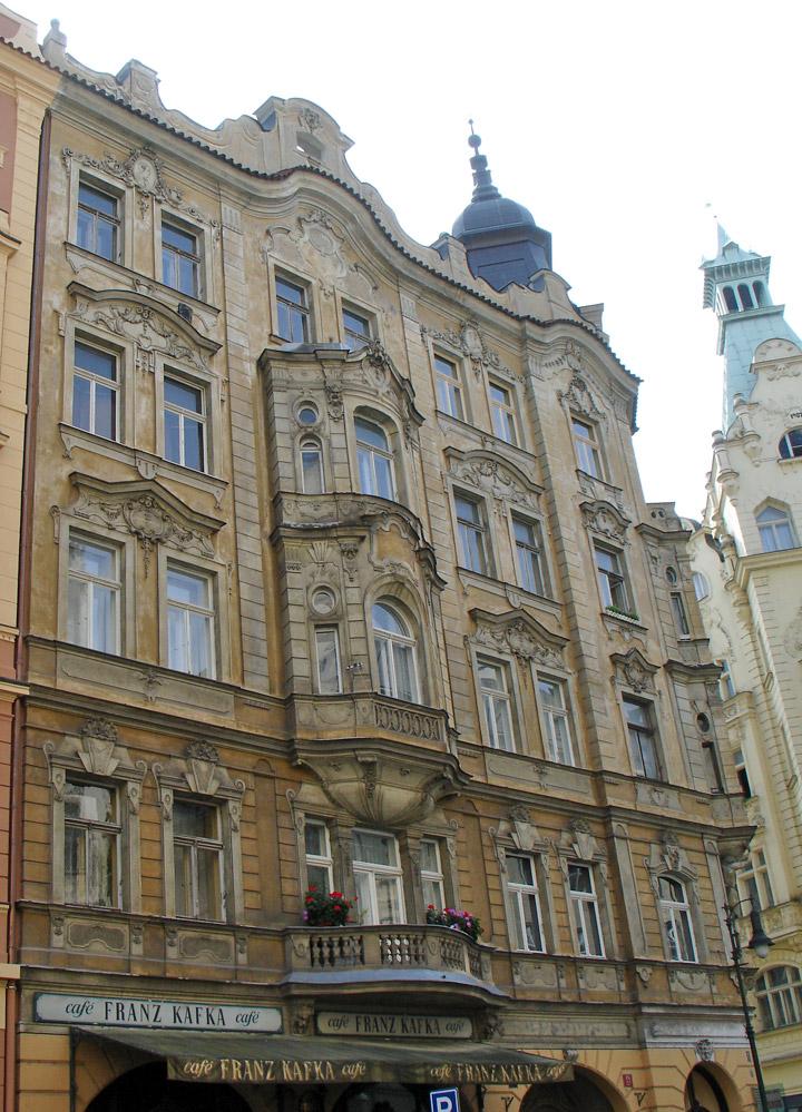 Baroque architecture of prague travel photos by galen r for Pictures of baroque architecture