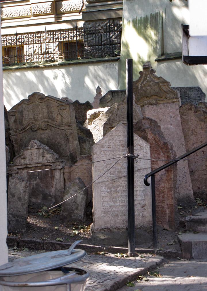Synagogues Of Jewish Town Prague Czech Republic Travel