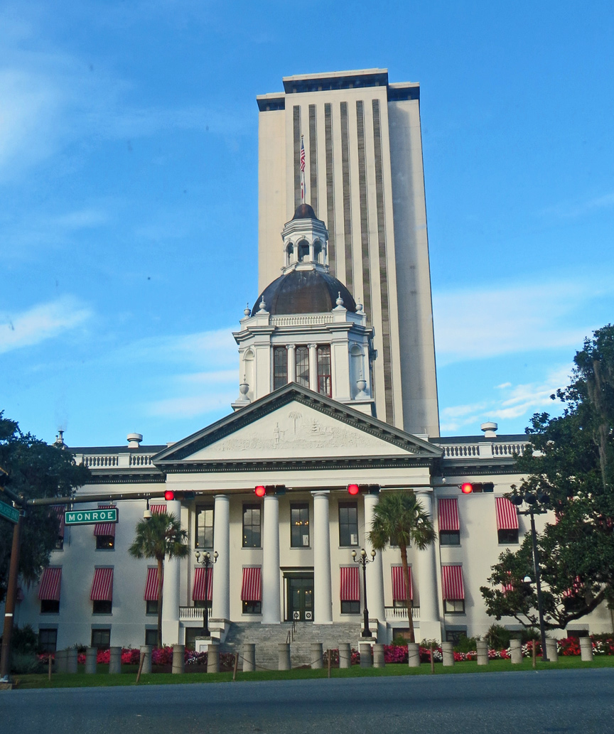 Florida State Capitol Building Picture