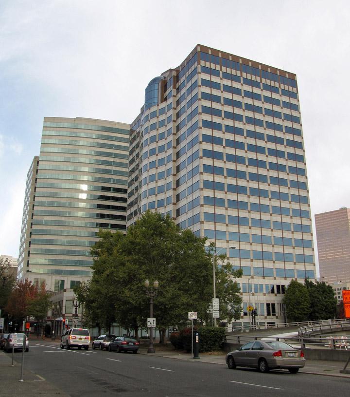 Architecture Of Portland, Oregon