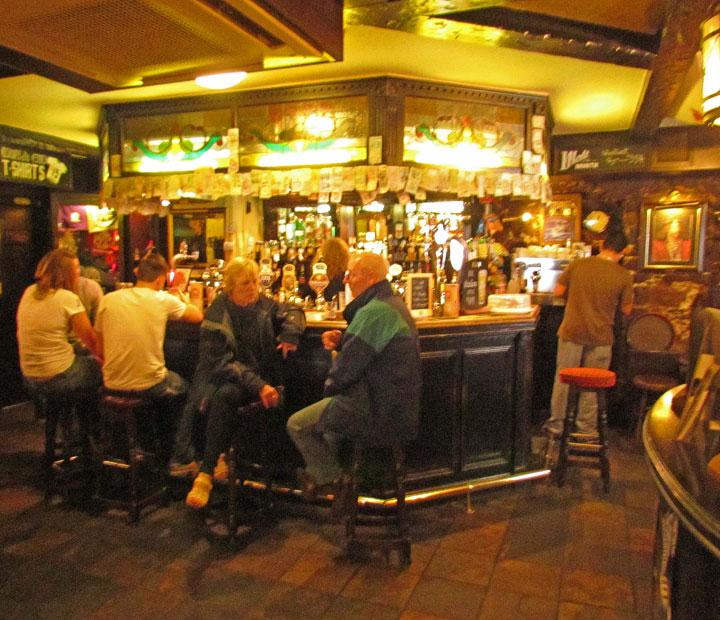 Scottish Pub Bar: Pubs And Food In Scotland