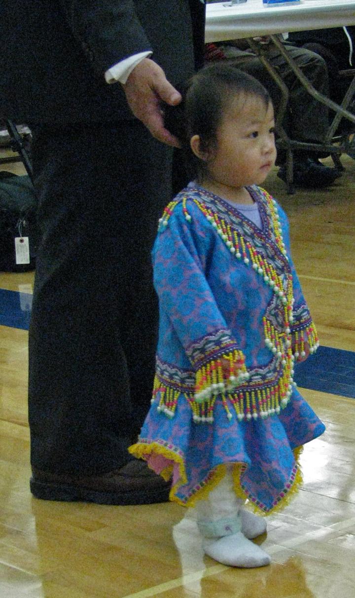 Video clip of hmong singer