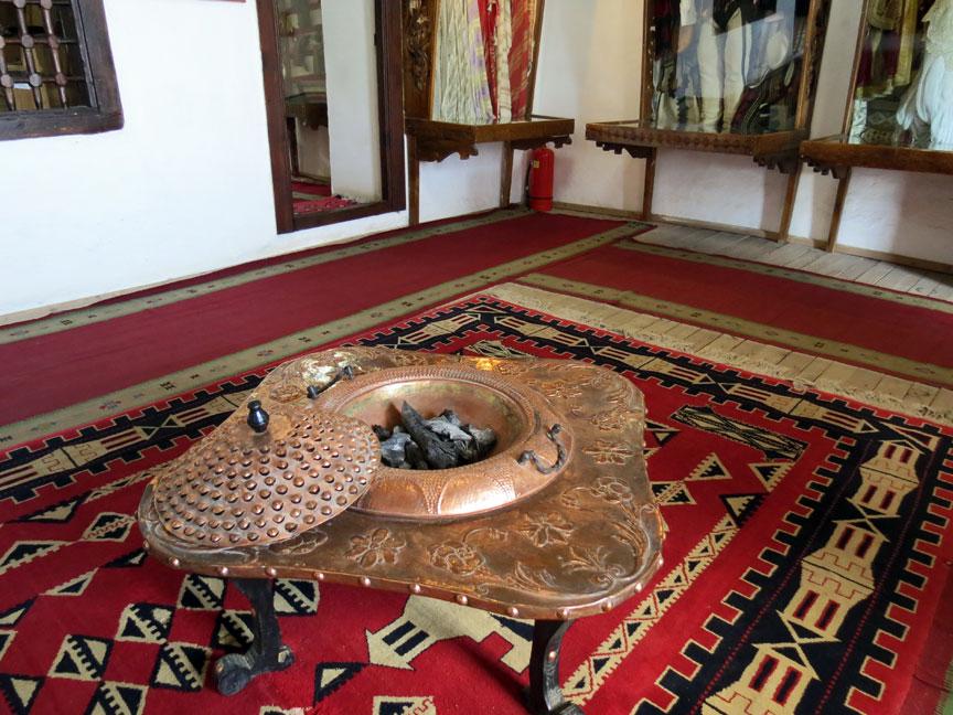 Ottoman House, Kruja, Albania - an ethnographic museum ...