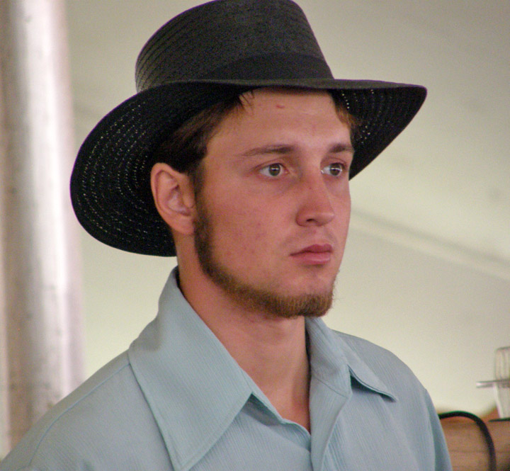 Pin Young Amish Man on Pinterest