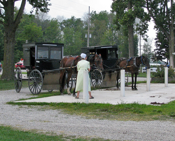 Amish Acres Nappanee Indiana Travel Photos By Galen R