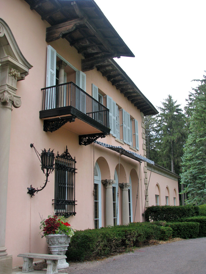 Cuneo Mansion Lake County Illinois Travel Photos By