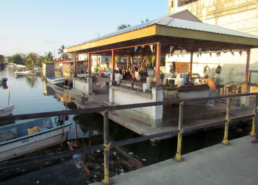 Fish market belize city belize travel photos by galen for City fish market