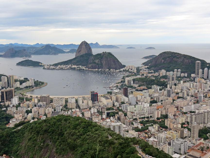 Corcovado Rio De Janeiro Brazil Travel Photos By Galen