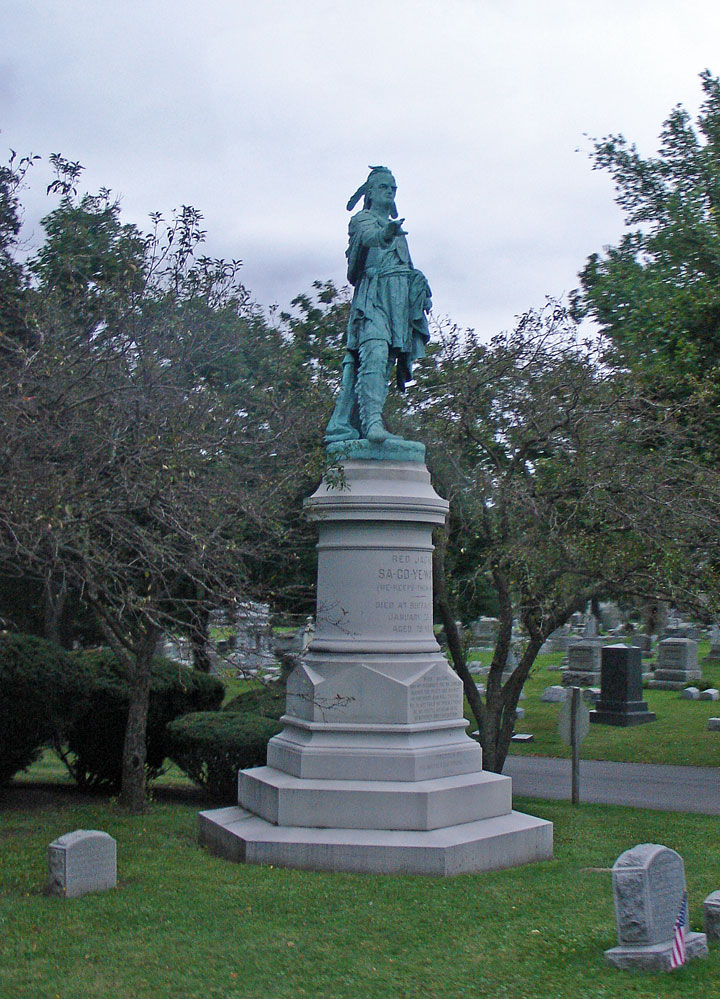 Forest Lawn Cemetery Buffalo New York Travel Photos By