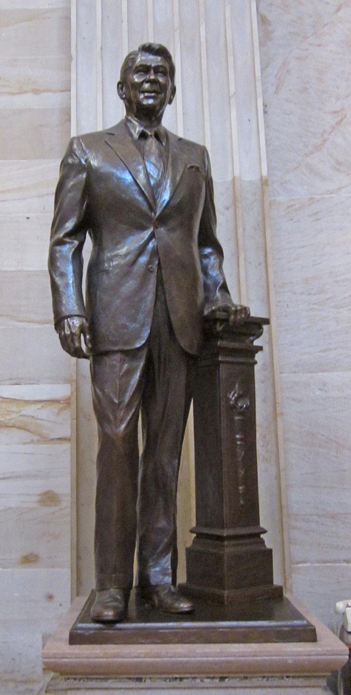 Serra Of Jackson >> Statuary Hall, United States Caoitol, Washington, D. C ...