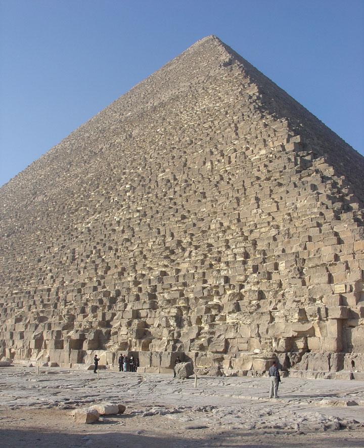 pyramids and egypt