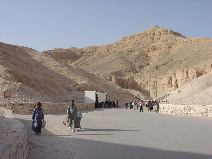 Valley of the Kings, Luxor, Egypt - Travel Photos by Galen R Frysinger ...