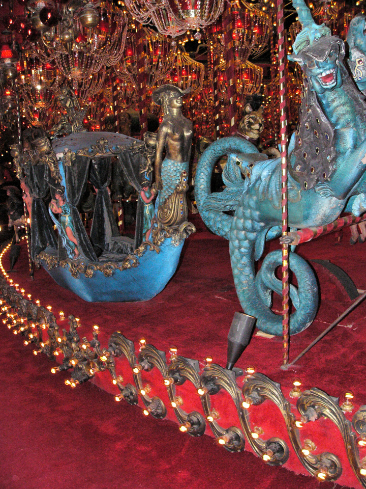 The Carousel At The House On The Rock Spring Green