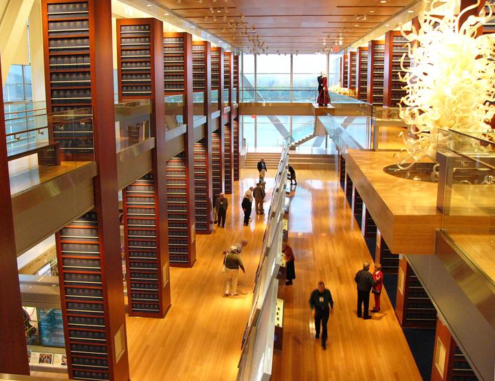 William Jefferson Clinton Presidential Library Little