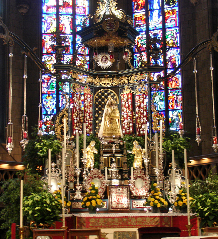 Luxembourg City Tour: Luxembourg City Cathedral