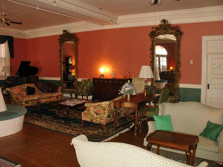 Tea Room In Brandon Vermont