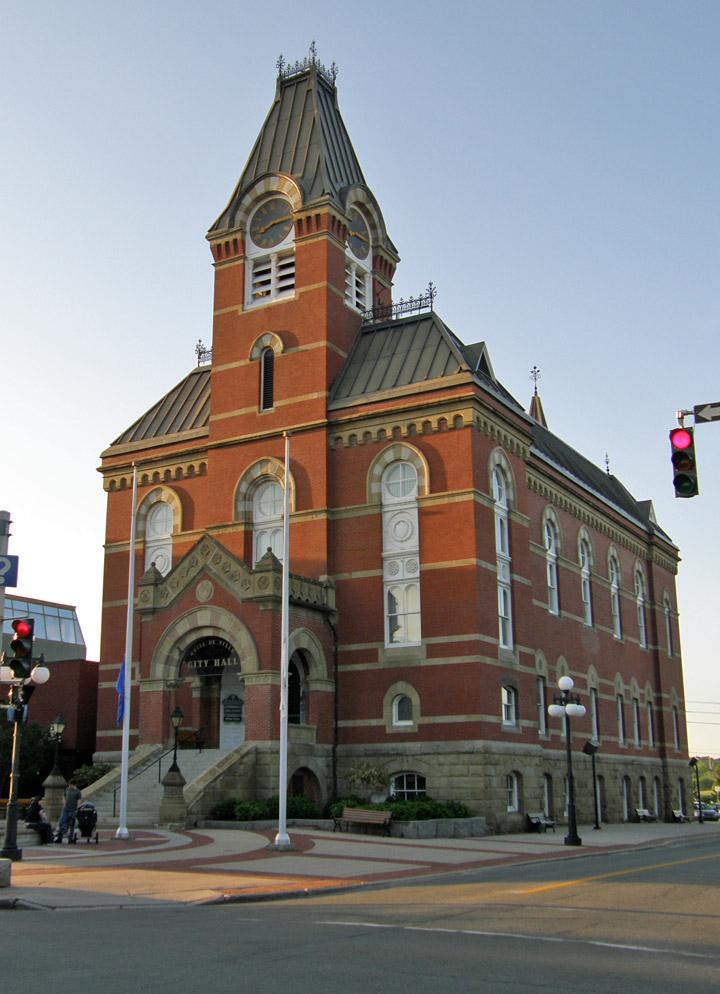 Fredericton Capital Of New Brunswick Canada Travel