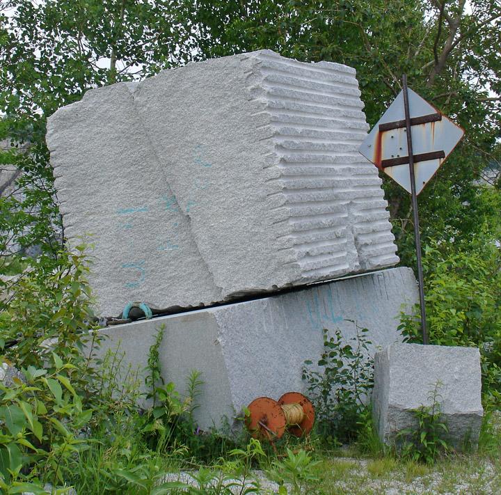 Granite Mining In Vermont Travel Photos By Galen R