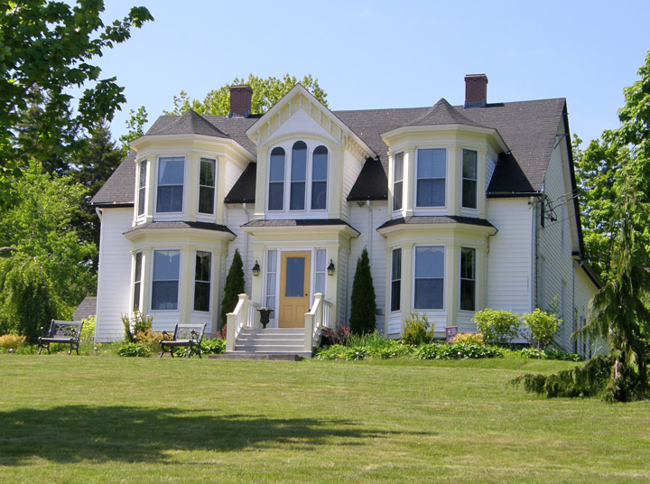 Historic Homes Of Saint Martins New Brunswick Canada