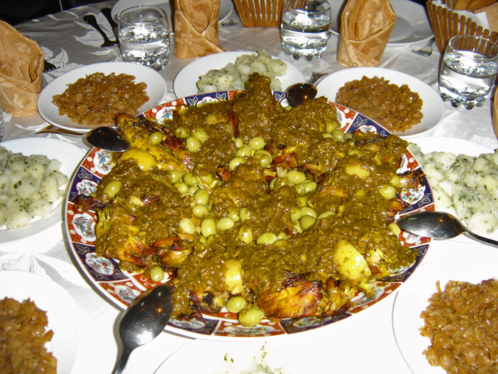 Moroccan cuisine travel photos by galen r frysinger for Cuisine juive marocaine