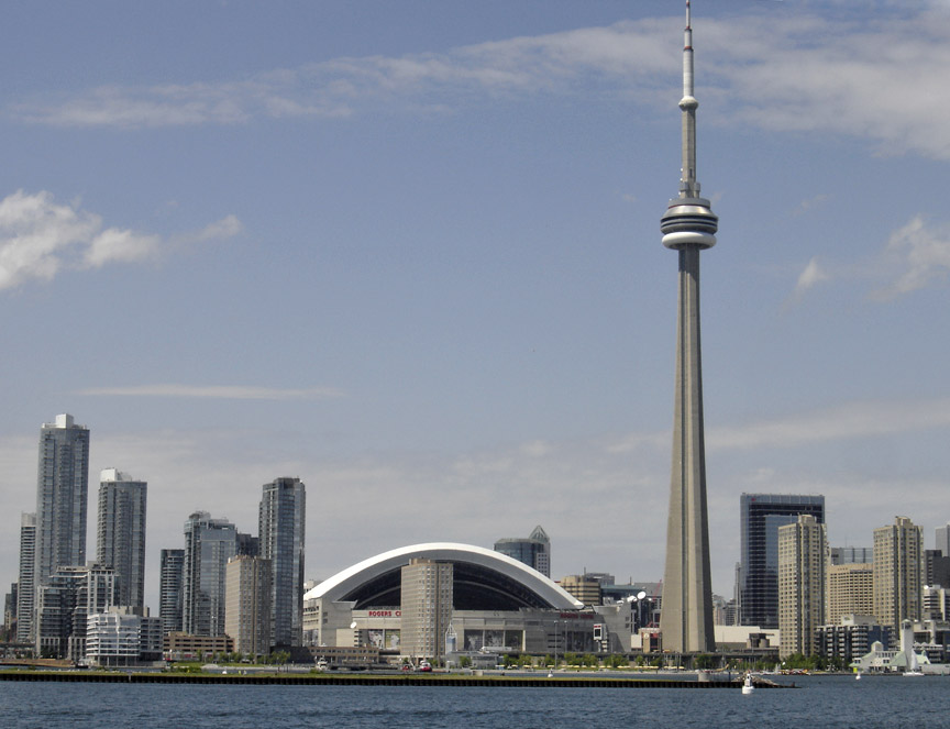 Tallest Structure, CN Tower - CKA