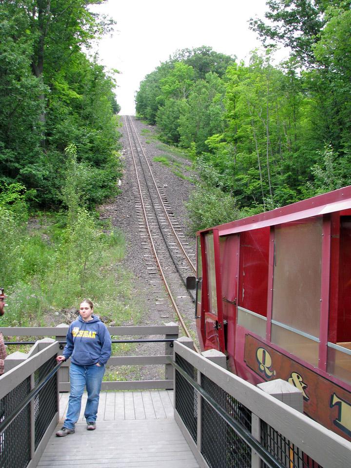Underground Tour Of Quincy Mine Hancock Michigan