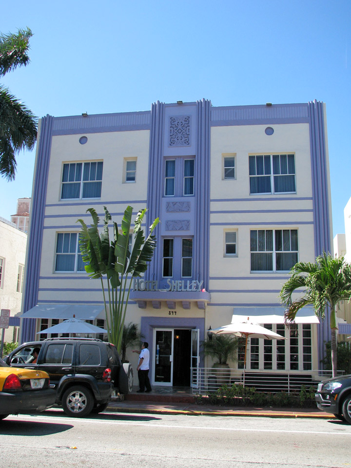 Art deco district south beach miami travel photos by for Resorts driving distance from nyc
