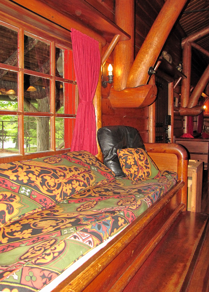 Great Camp Sagamore Raquette Lake New York Travel