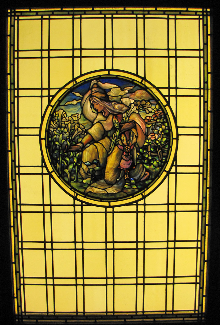 Smith Stained Glass Museum Chicago Illinois Travel