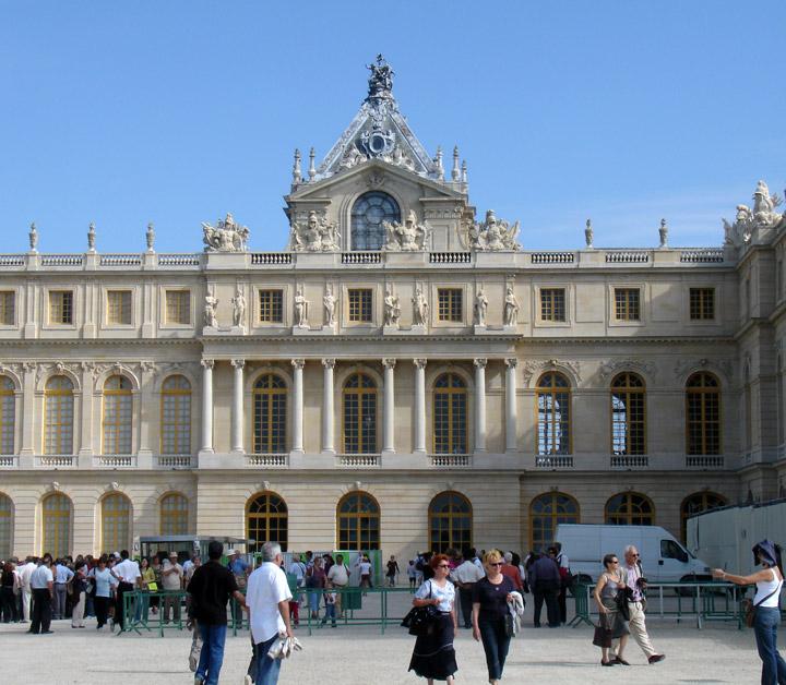 Paris Apartments Versailles: Palace Of Versailles, Paris, France -- Travel Photos By