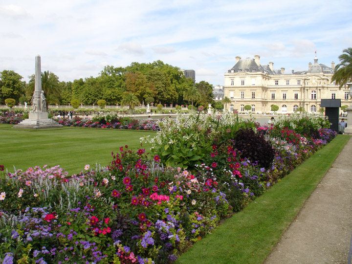 Luxembourg Gardens Paris France Travel Photos By Galen R Frysinger Sheboygan Wisconsin