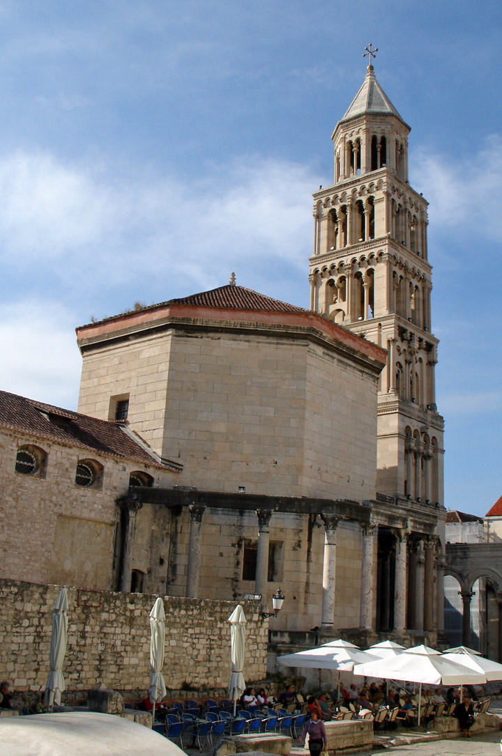 Diocletian U0026 39 S Palace  Split  Croatia