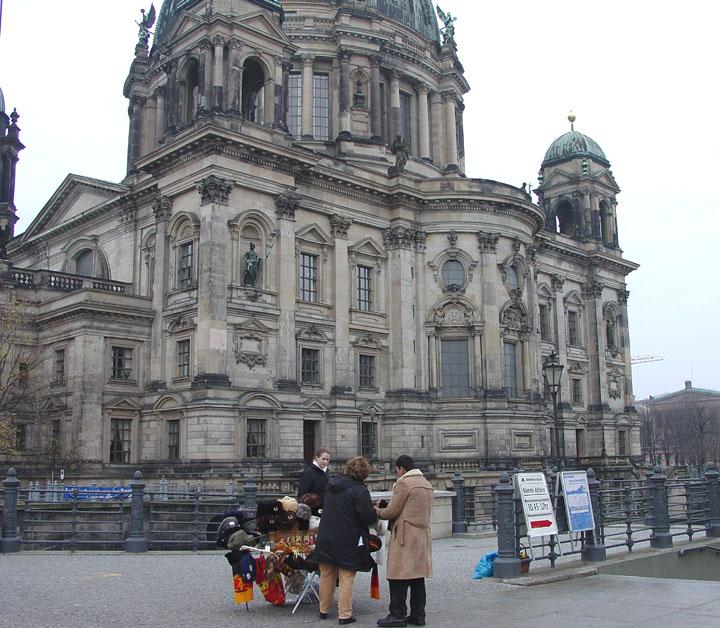 Domplatz, Berlin, Germany