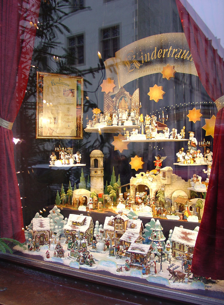 Christmas shop rothenburg germany travel photos by for The christmas shop