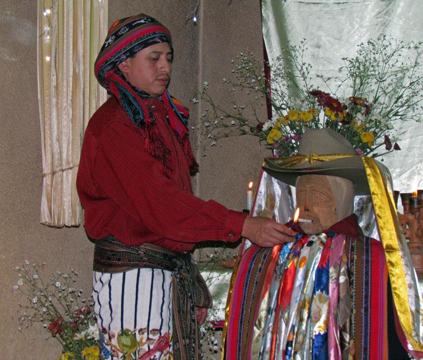 Maxim 243 N In Santiago De Atitlan Guatemala Travel Photos