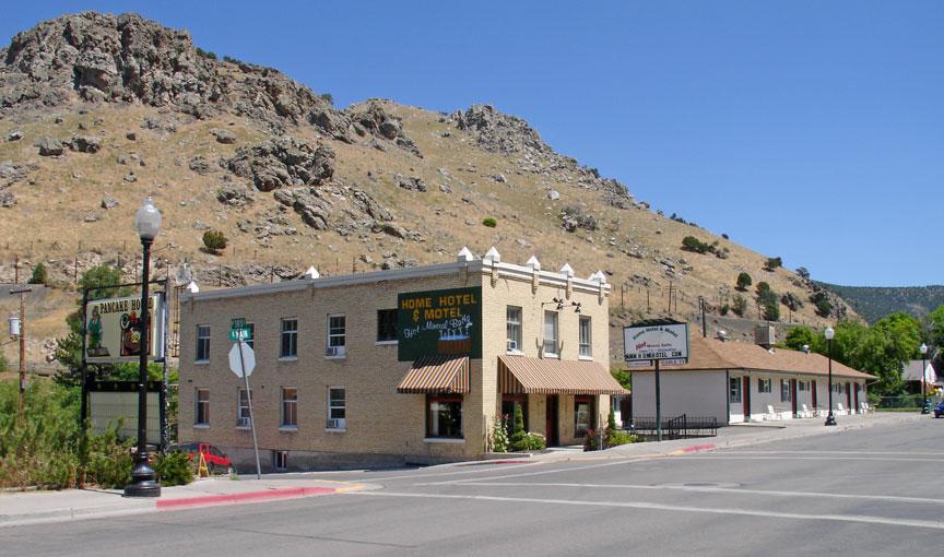 And  Motel Idaho Springs