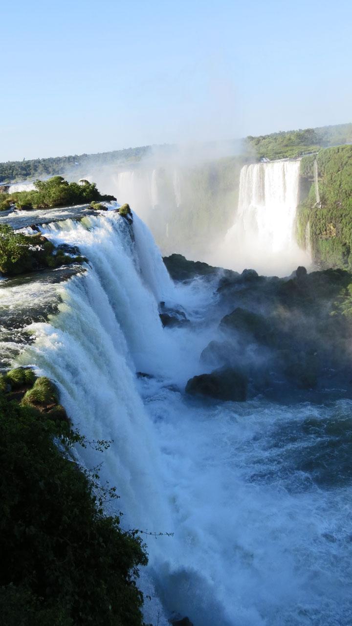 Iguazu Falls Brazil Travel Photos By Galen R Frysinger