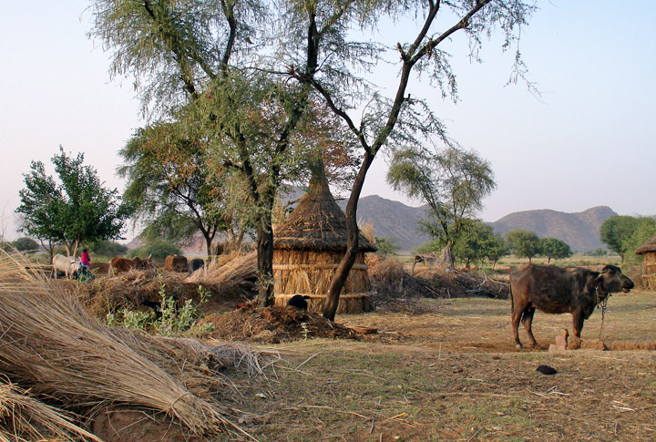 village images of india