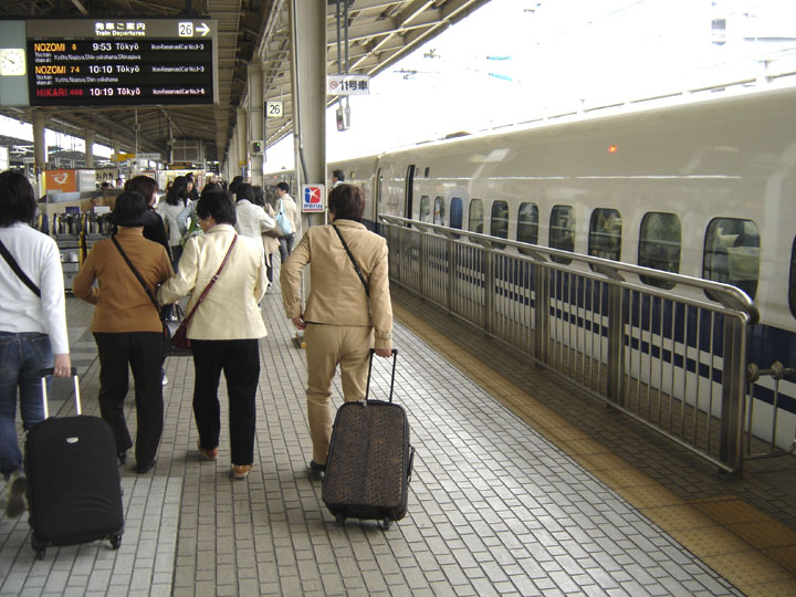 Shinkansen The Bullet Train Of Japan Travel Photos By